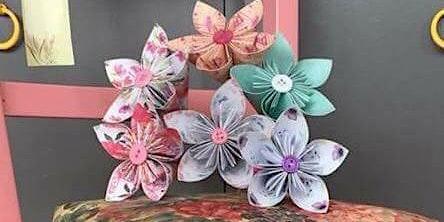 Origami Flower Workshop