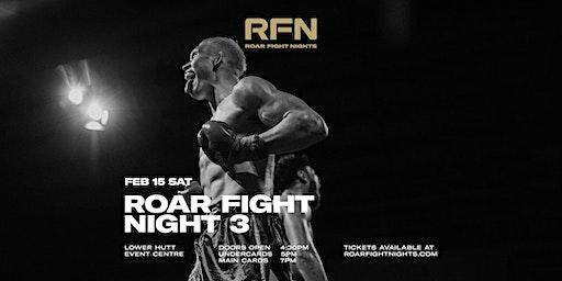 Roar Fight Night #3