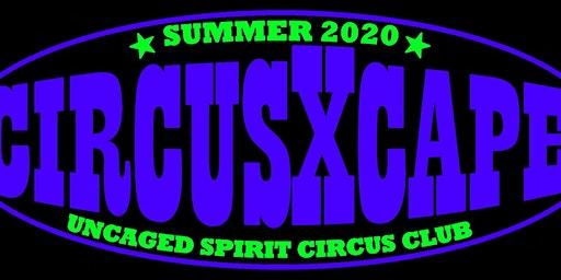 CiRcUs Xcape ~~ KIDS & TEENS Circus Workshops - JAN 17th & 20th
