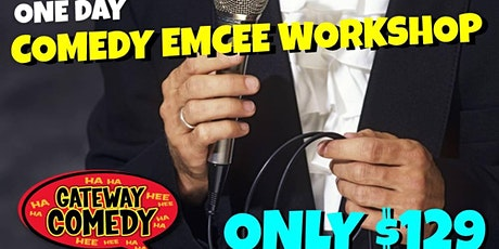 Stand Up Comedy Emcee Workshop tickets