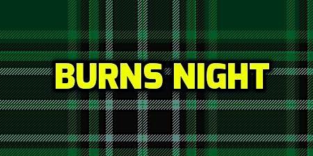 Gilchrist Burns Night
