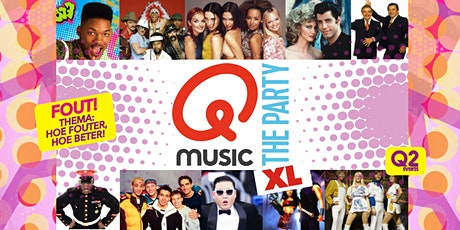 Qmusic The Party FOUT (XL) - Rijssen tickets