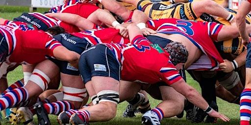 Tonbridge Juddian's Charity Rugby Match