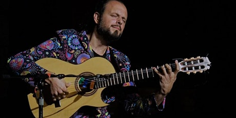 "Amsterdam - ""Canito""  Flamenco Guitar Concert"