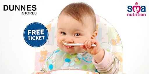 Baby & child nutrition event at Dunnes Blanchardstown with SMA® Nutrition!