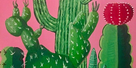 Paint Night - Whimsical Succulents tickets