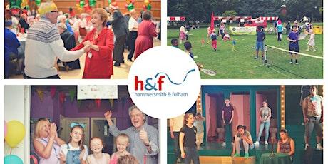 Hammersmith & Fulham Hive - Crowdfunding Workshop tickets