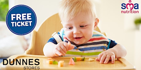 Baby & child nutrition event at Dunnes Stores Jetland with SMA® Nutrition! tickets