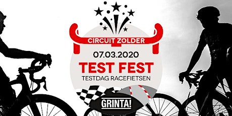 Grinta! TEST FEST Circuit Zolder tickets