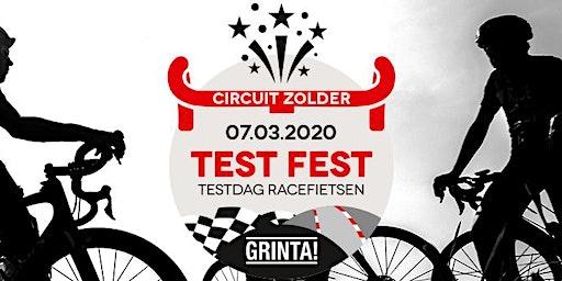 Grinta! TEST FEST Circuit Zolder