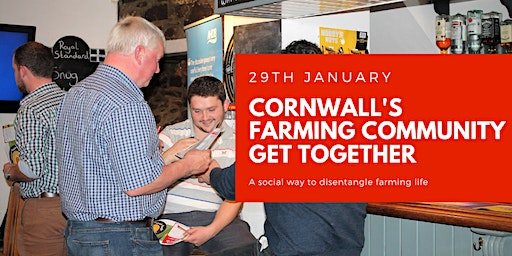 Cornwall's  Farming Community Get Together (West)