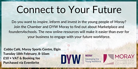 Connect to Your Future tickets
