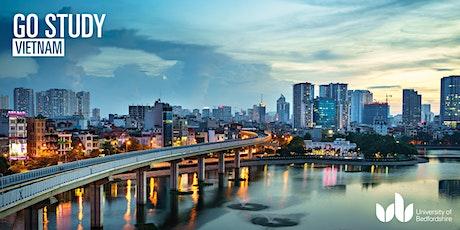 Go Study Vietnam tickets