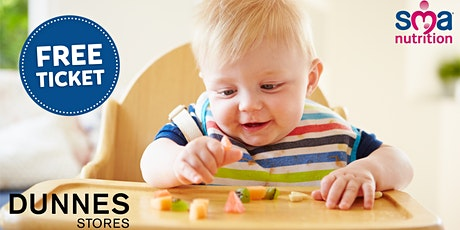 Baby & child nutrition event at Dunnes Stores Bandon with SMA® Nutrition! tickets