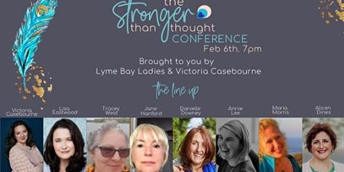 Stronger Than Thought - Mini Conference