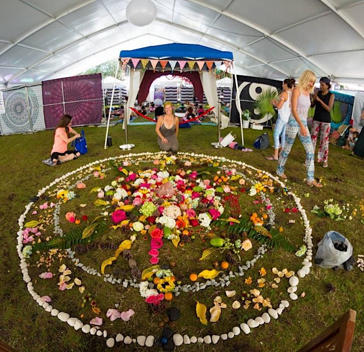 Yoga Fun Day Miami Village at  Gulfstream Park Vendor image