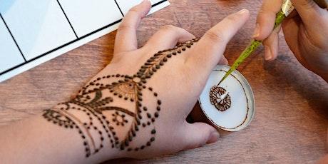 Henna Art Workshop in Manchester tickets