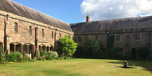 Love in the Cloisters - Hereford Cathedral
