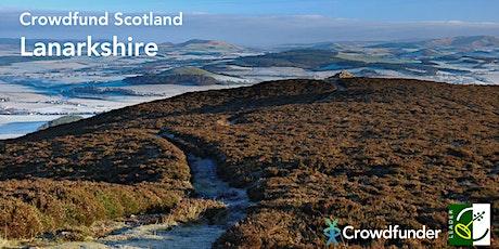Crowdfund Scotland: South Lanarkshire tickets