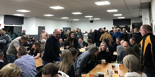 Craft Beer Popup - The Scrum bar at Bracknell Rugby Club