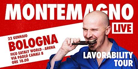 MeetMonty Bologna 22 Gennaio biglietti