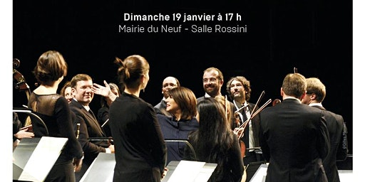 "Paris Mozart Orchestra ""Down the Hill"""