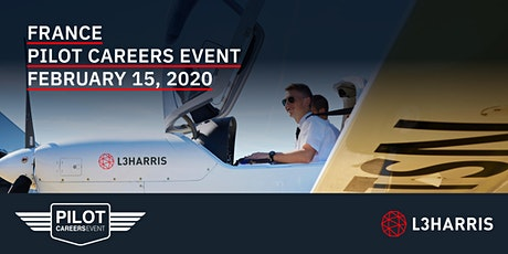 Airline Pilot Careers Event: Toulouse, France – February 15, 2020 billets