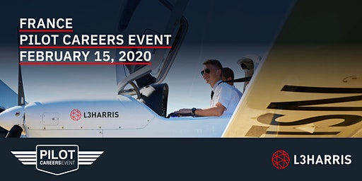 Airline Pilot Careers Event: Toulouse, France – February 15, 2020