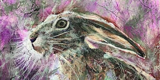 Capturing Wildlife Expressively Art Workshop - Hayley Mills - Fife Scotland