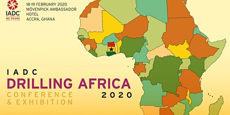 IADC Drilling Africa 2020 Conference & Exhibition tickets