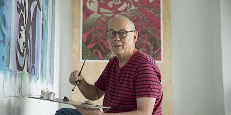 Mike Glier Walk & Talk: Painting 'Swallows Hunting' near Wyke Champflower tickets