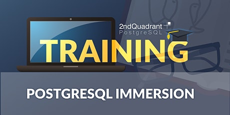 PostgreSQL Immersion Training - London, UK tickets