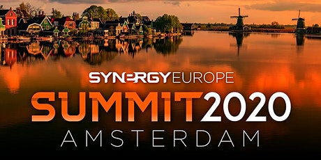 2020 Europe Summit - Amsterdam tickets