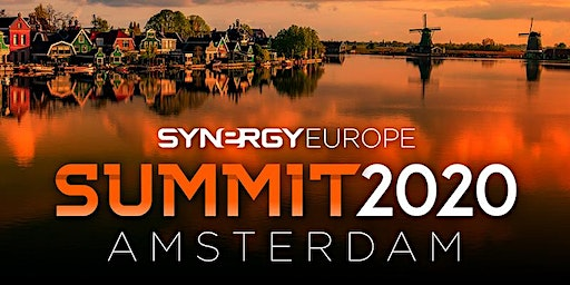 2020 Europe Summit - Amsterdam