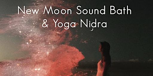 New Moon Sound Bath & Yoga Nidra