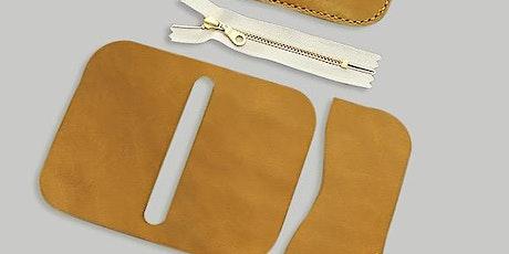Leatherwork: Saddle Stitched Purse - London Craft Week 2020 tickets