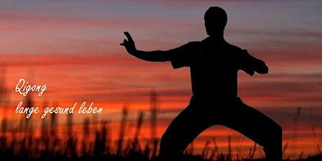 Qigong 1 und 2 - friedlich entspannter Körper, friedvoller Geist Tickets