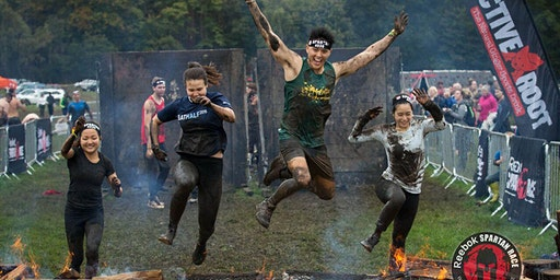 Spartan Race (South East) for KIDS Charity