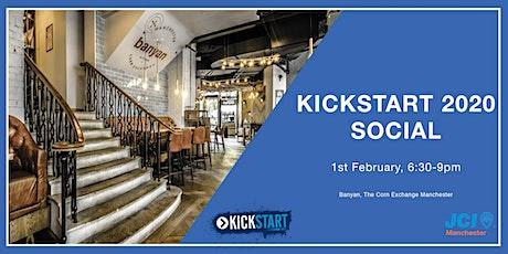 Kickstart 2020 Social tickets