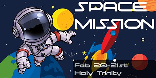 Space Mission Holiday Club at High Hurstwood 2020