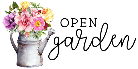 Open Garden - at The Walled Garden tickets