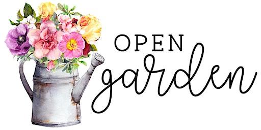 Open Garden - at The Walled Garden