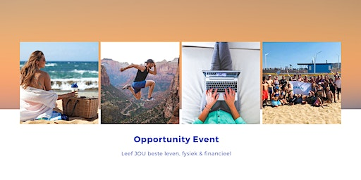 Opportunity event - Your Ideal Life