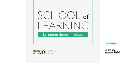 School of Learning. Le neuroscienze in classe