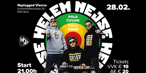 Helem Nejse - Replugged, Vienna
