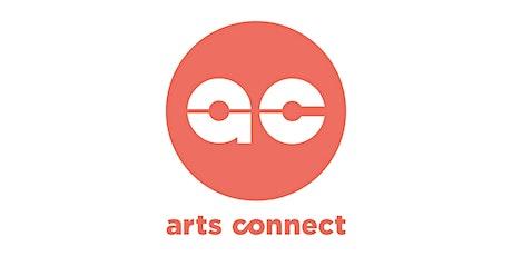 Arts Connect Digital Symposium tickets