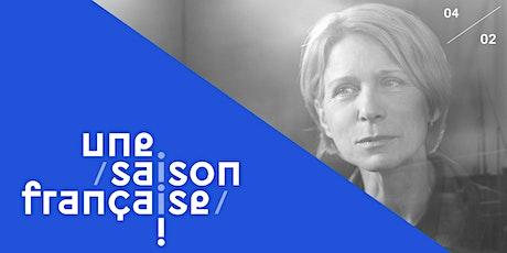 Une Saison française  | Rencontre avec Macha Makeïeff (AMSTERDAM) billets