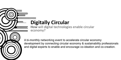 Digitally Circular networking event tickets