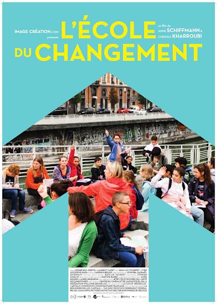 Image pour Ciné-débat: L' Ecole Du Changement