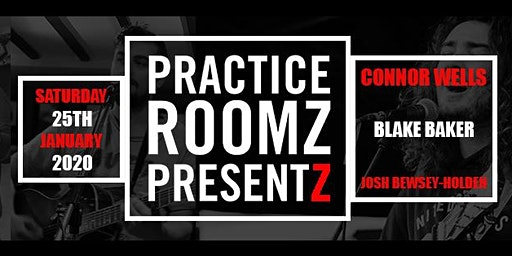 Practice Roomz Presentz - January 2020